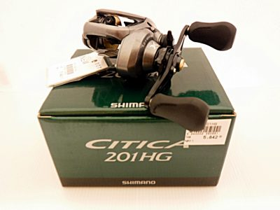 f655f886682 NEW REEL SHIMANO CITICA 201 HG | Reel | Tackle Berry