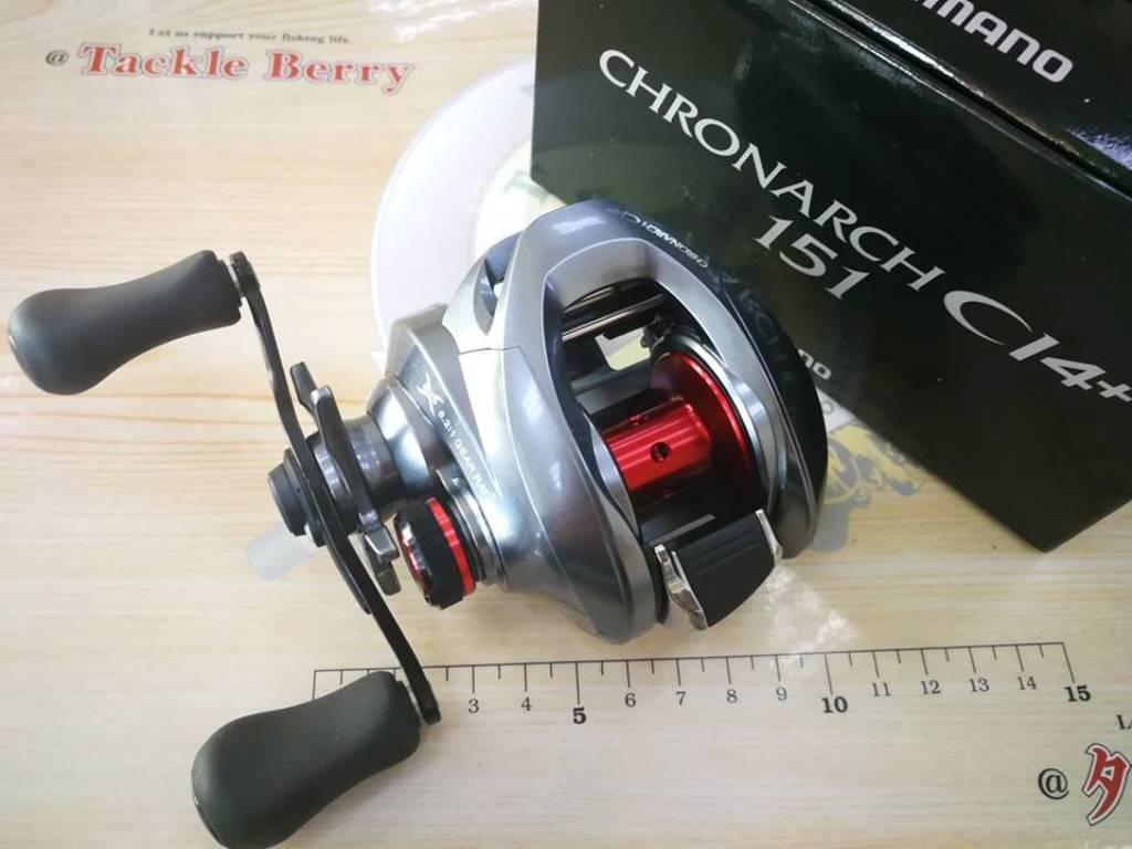 USED Reel Shimano Chronarch Ci4+ 151