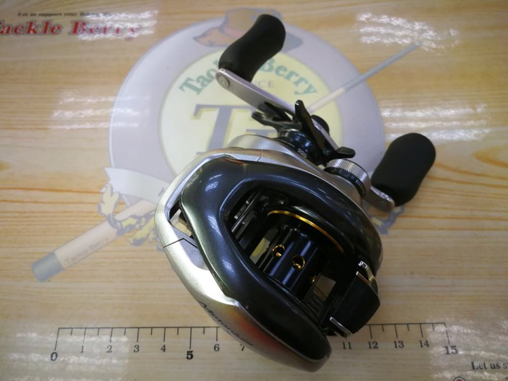 USED Reel Shimano 13 Metanium HG