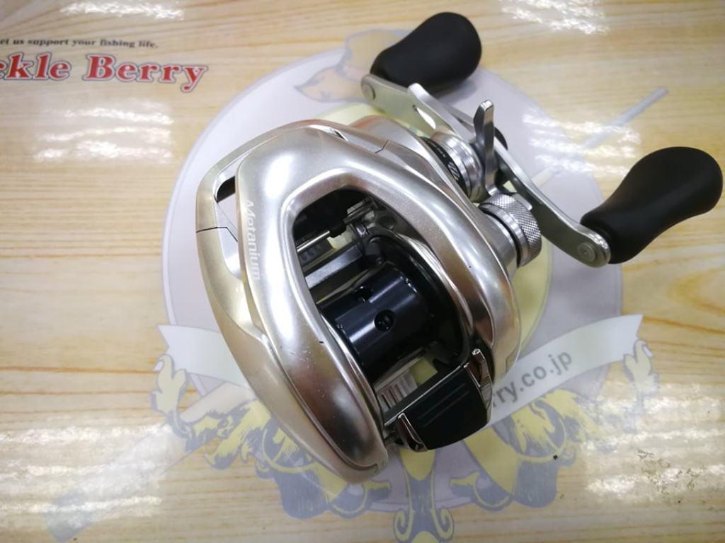 USED Reel Shimano 16 Metanium MGL HG