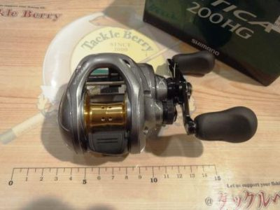 USED REEL Shimano Citica 200HG