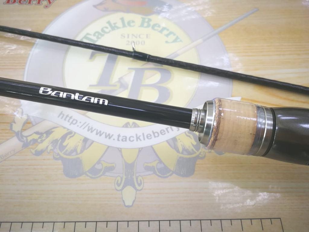 New ROD Shimano Bantam 165L-BFS/2