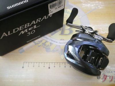 NEW Reel Shimano 18Aldebaran MGL 30