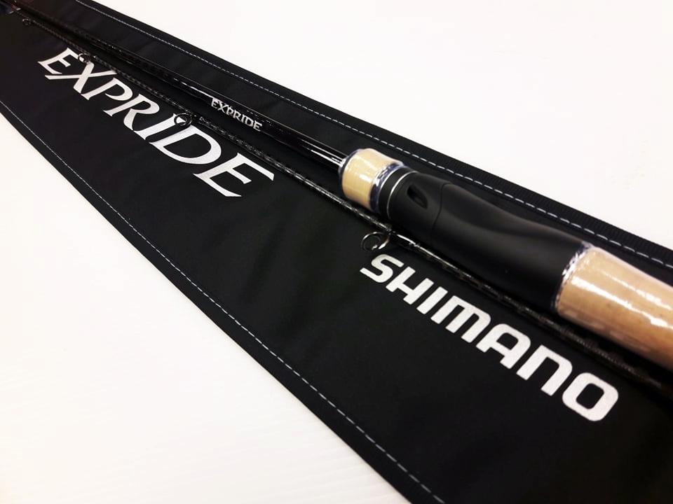 NEW ROD SHIMANO EXPRIDE 266L-2