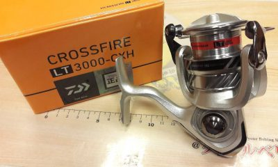 NEW REEL DAIWA CROSSFIRE LT3000-CXH