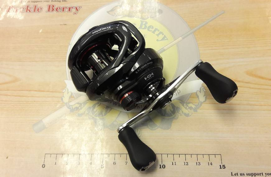 USED REEL SHIMANO SCORPION 70 RIGHT